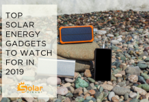 Solar Energy Gadgets